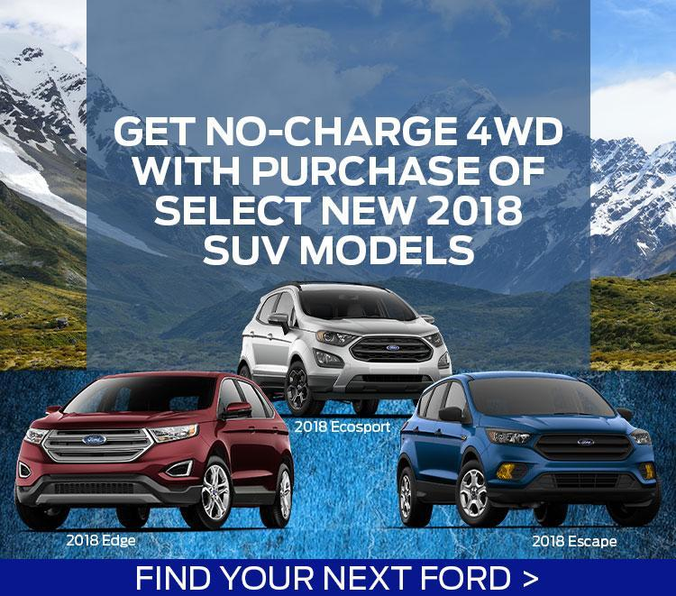 No Charge 4WD