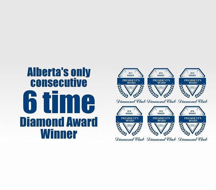 6 Time Diamond Award Winner