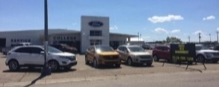 TABER FORD