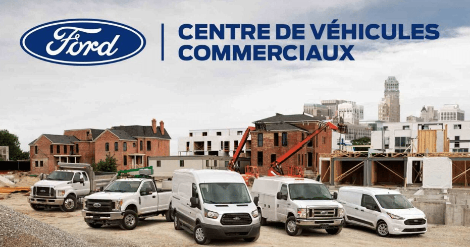 Ford Véhicules commerciaux image