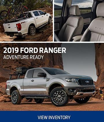 Ranger Savage Ford