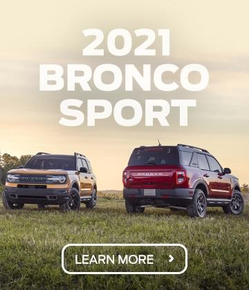 2021 For Bronco Sport | Savage Ford Sales