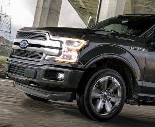 Pre-Owned F-150 Inventory