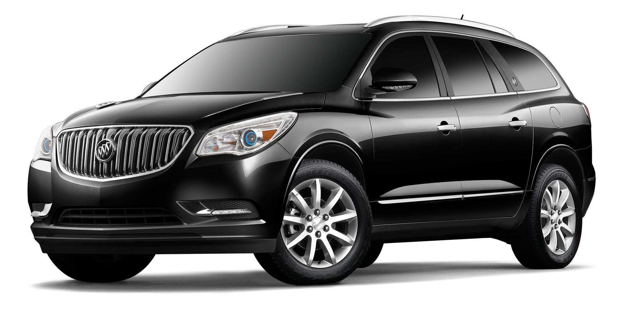 2017 Buick Enclave Black