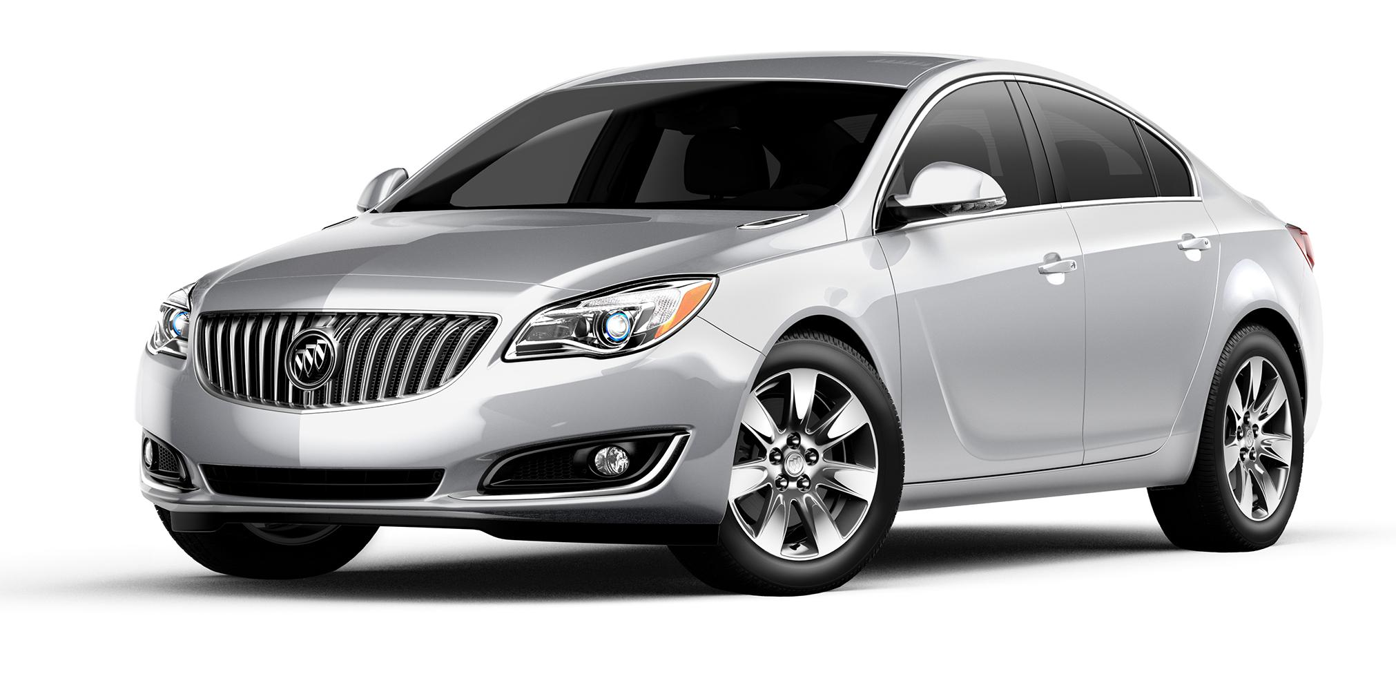 2017 Buick Regal Silver