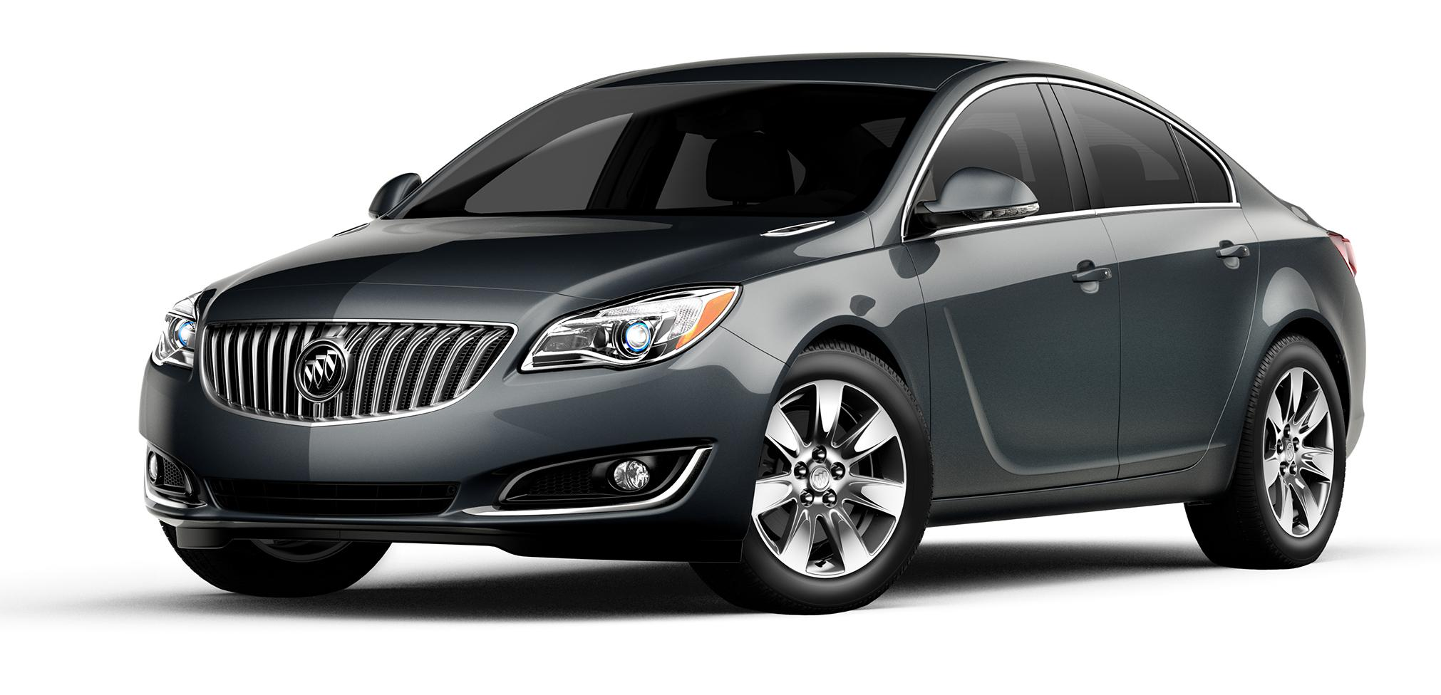 2017 Buick Regal Grey