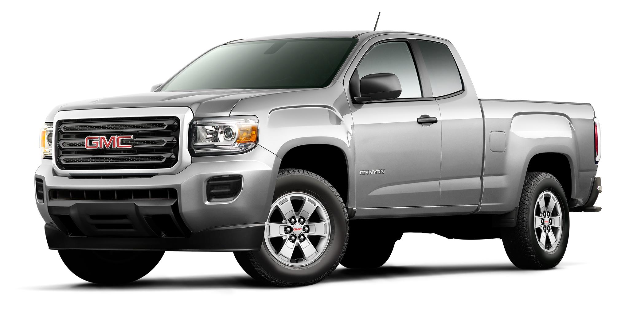 2017 GMC Canyon QuickSilver Winnipeg