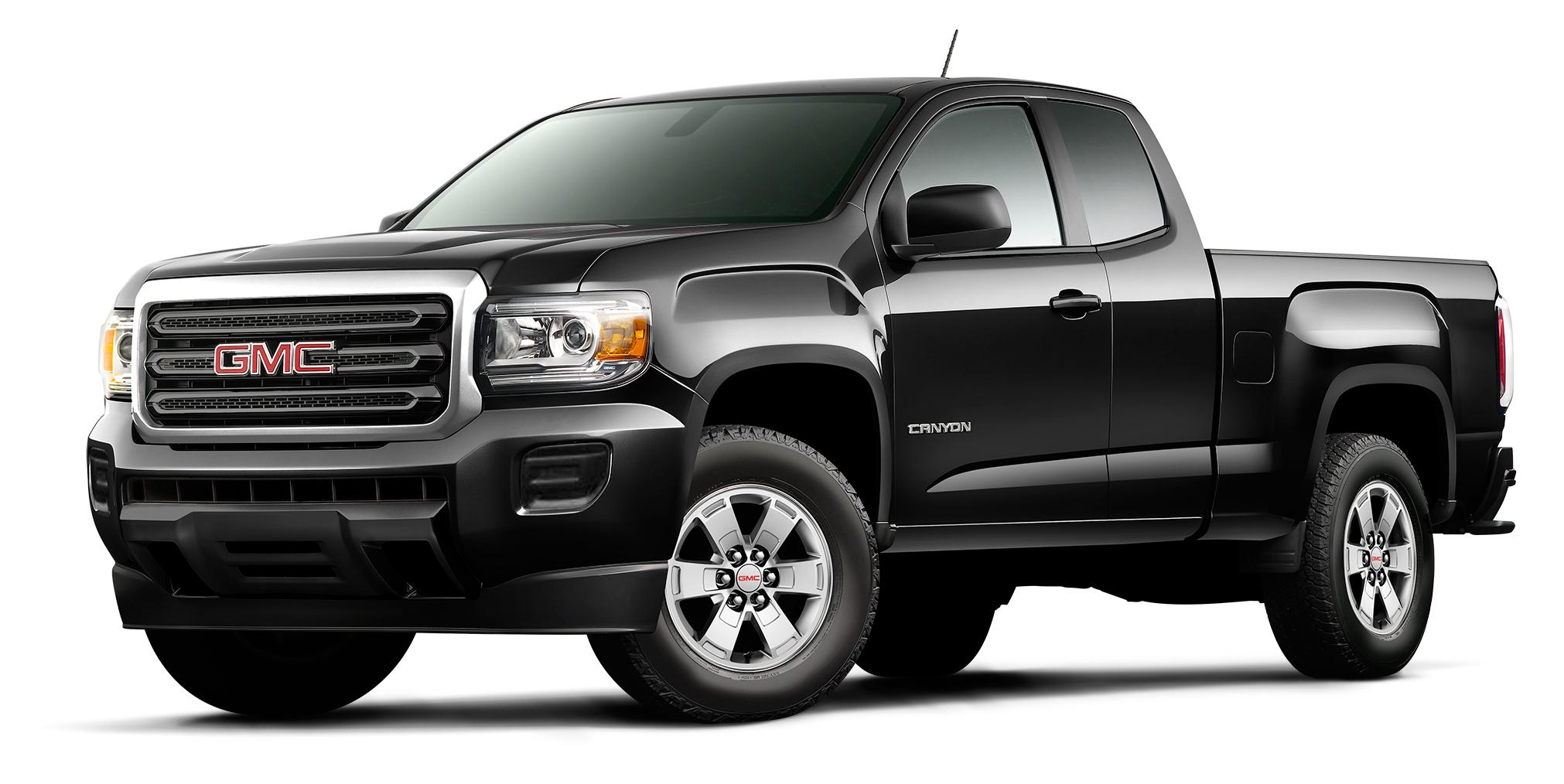 2017 GMC Canyon Black Winnipeg