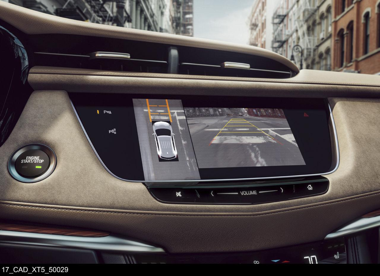Cadillac XT5 Winnipeg Technology