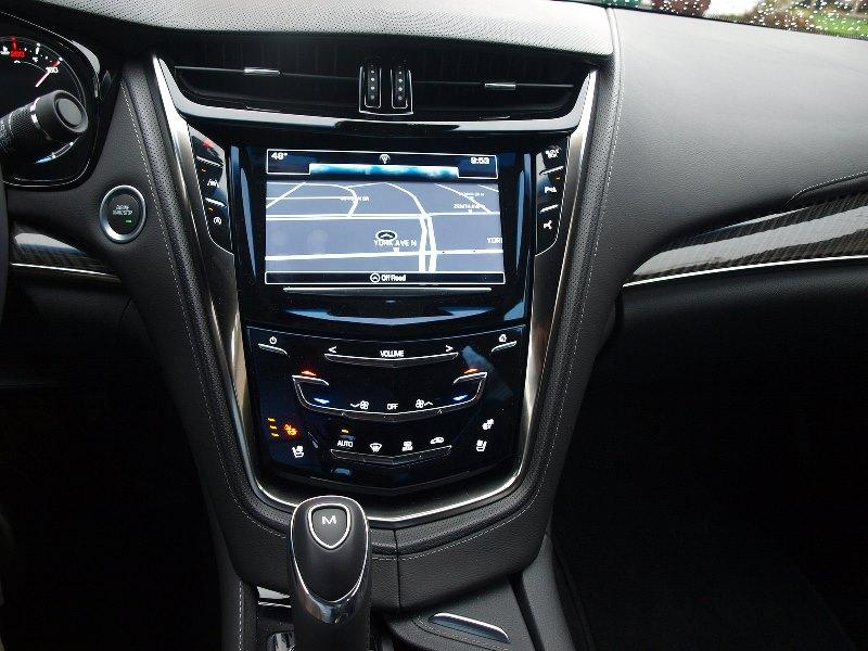 Cadillac CT6 Technology