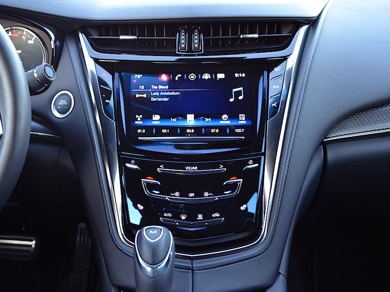 Cadillac CTS-V Technology