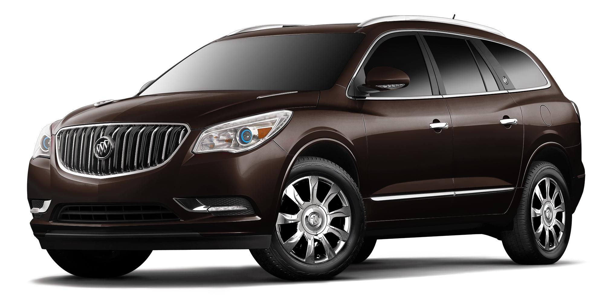 2017 Buick Enclave Dark Chocolate
