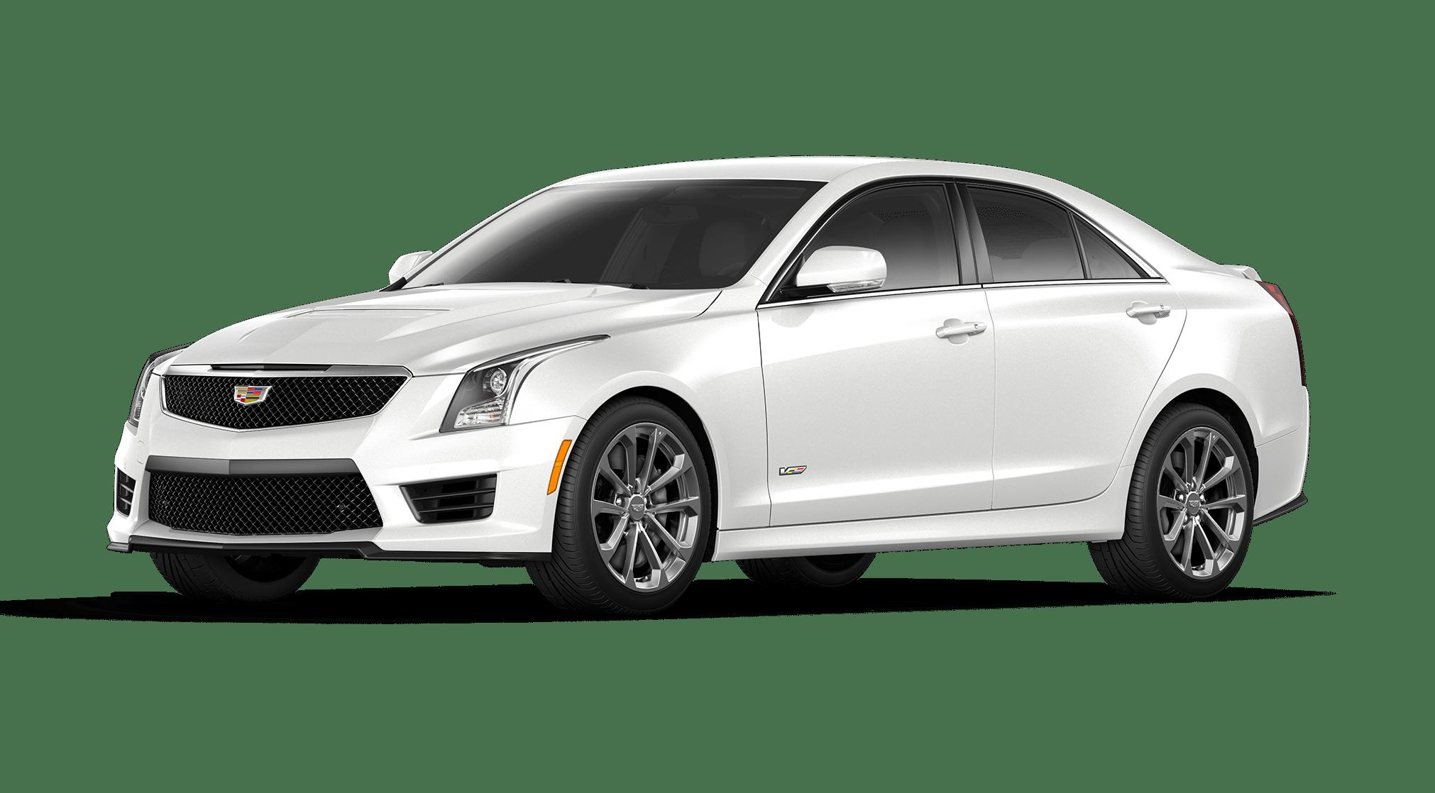 Cadillac ATS V Crystal