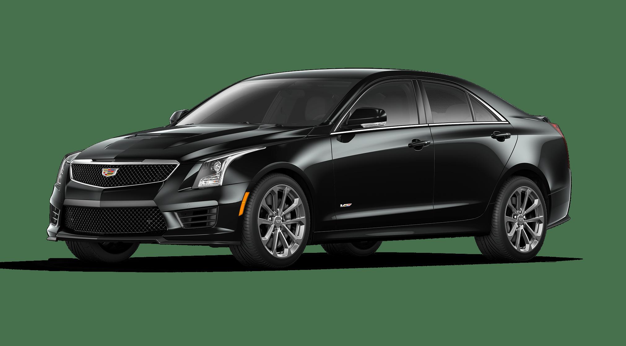 Cadillac ATS V Raven