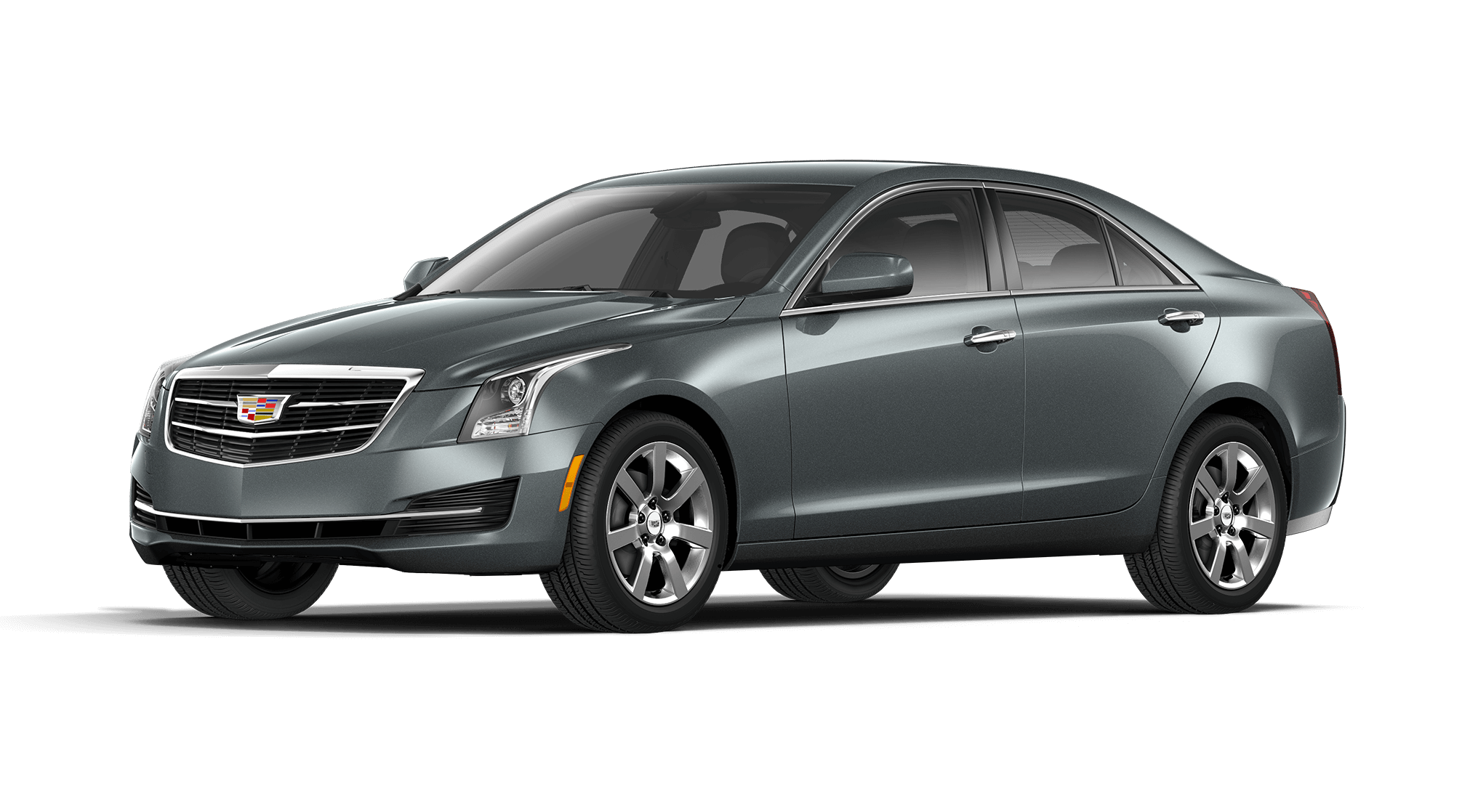 Phantom Grey Cadillac ATS