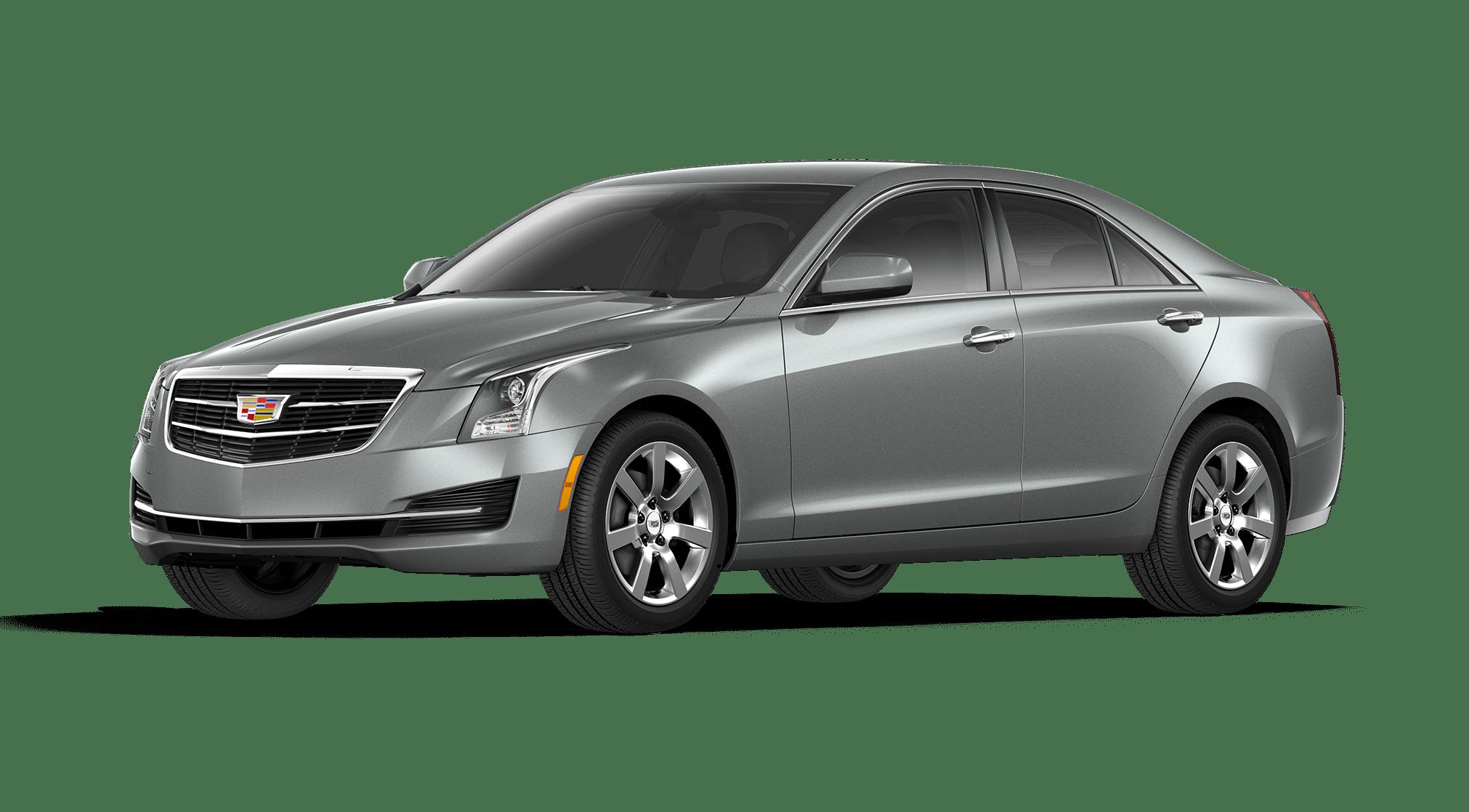 Moonstone Metallic Cadillac ATS