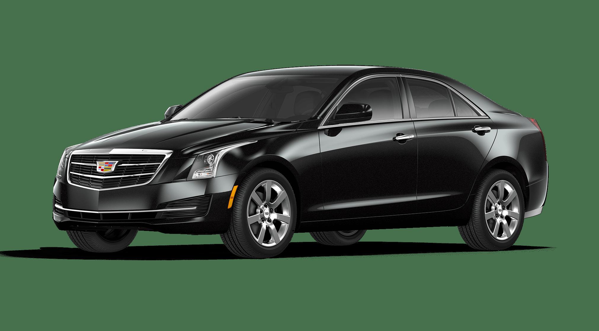 Stellar Black Cadillac ATS