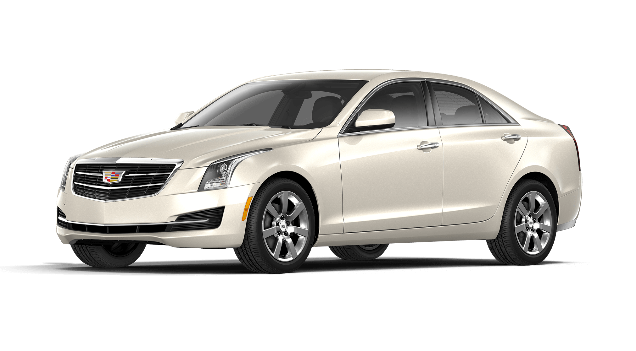 Silver Coast Metallic Cadillac ATS