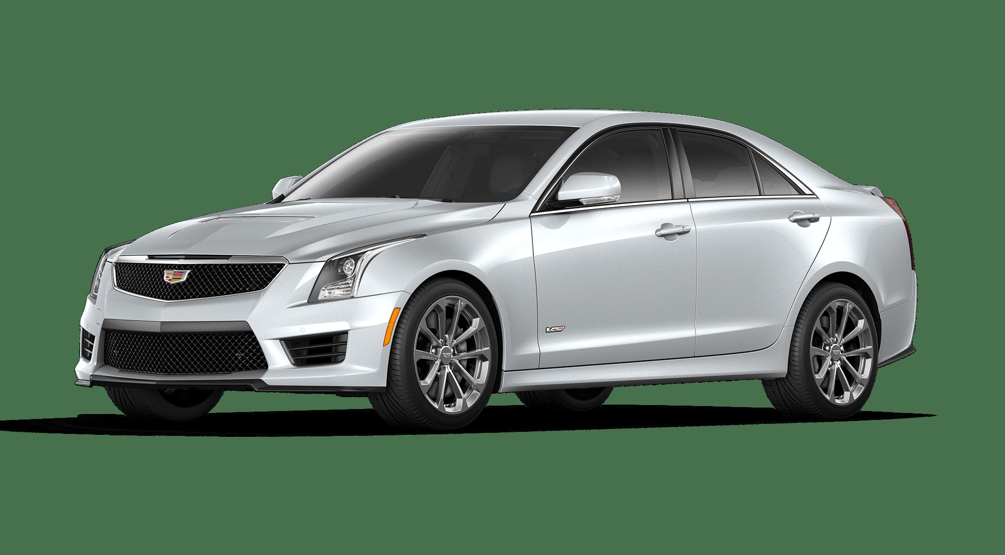 Cadillac ATS V Silver