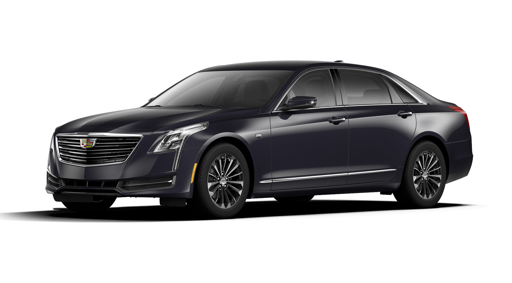2017 Dark Adriatic Blue Cadillac CT6