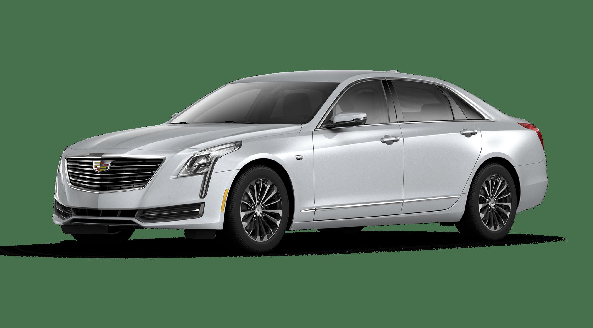 2017 Cadillac CT6 Silver