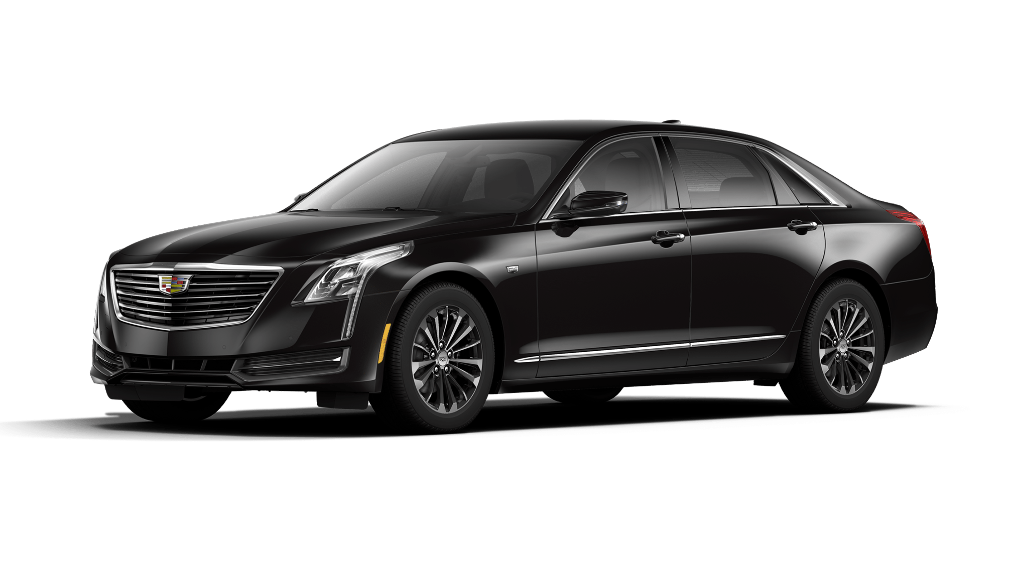 2017 Cadillac CT6 Stellar Black Metallic