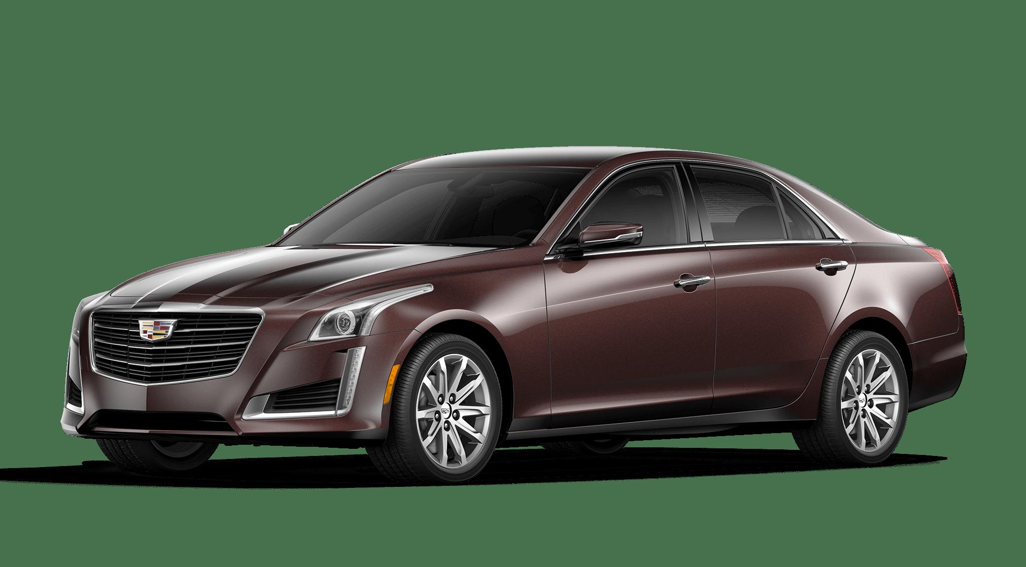Cadillac CTS Cocoa Bronze Metallic