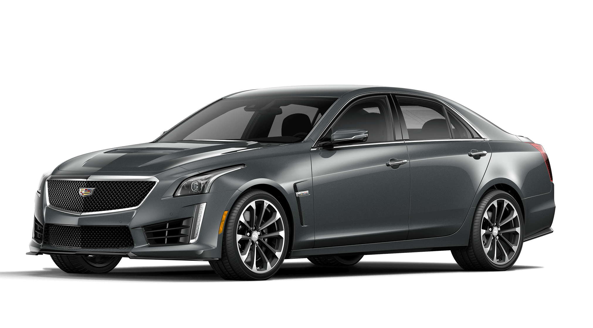 Phantom Grey Cadillac CTS-V