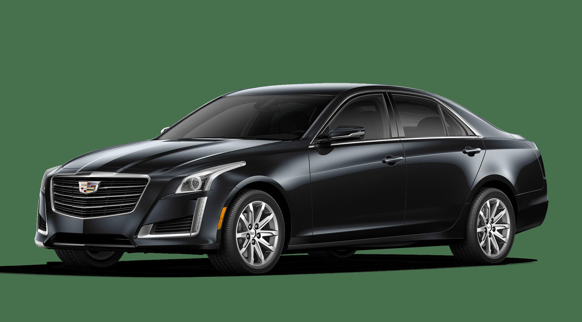Phantom Grey Cadillac CTS