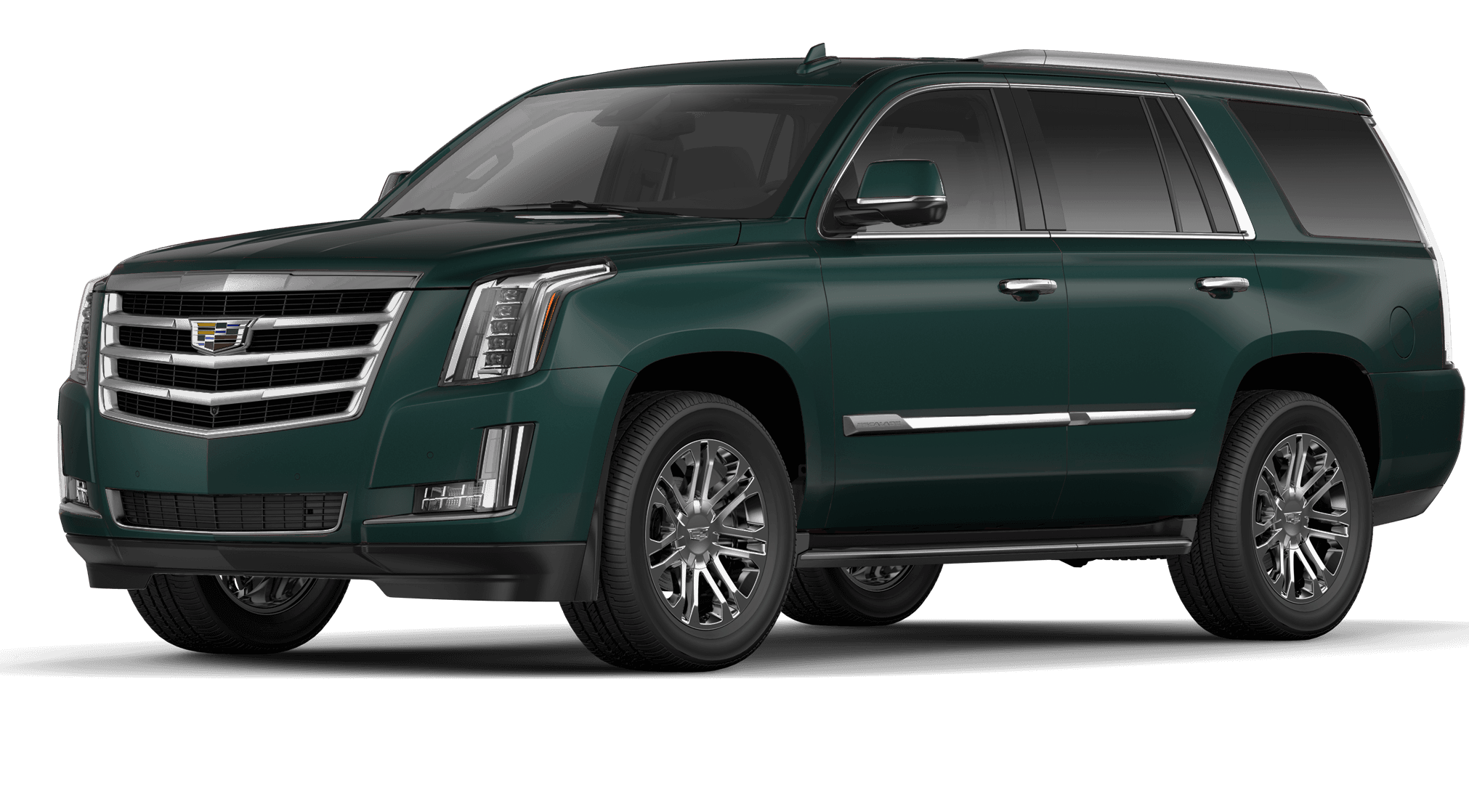 Cadillac Escalade Dark Emerald