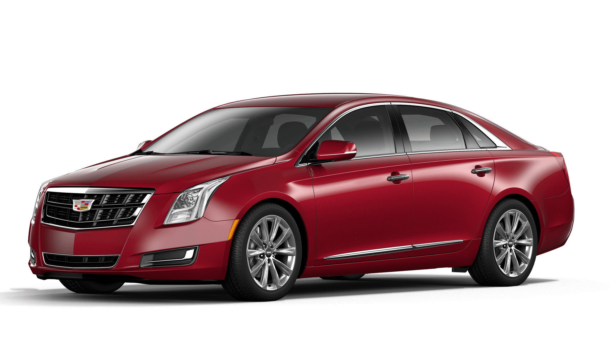 2016 Red Passion Tintcoat Cadillac XTS