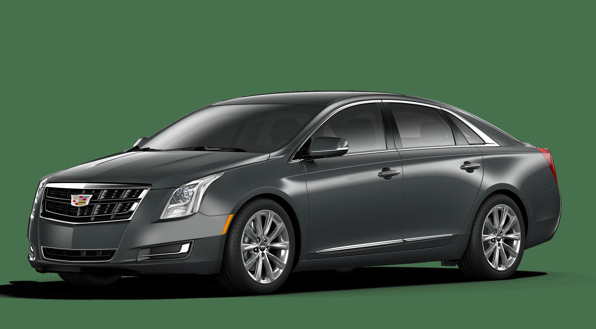 2016 Cadillac XTS Graphite Metallic