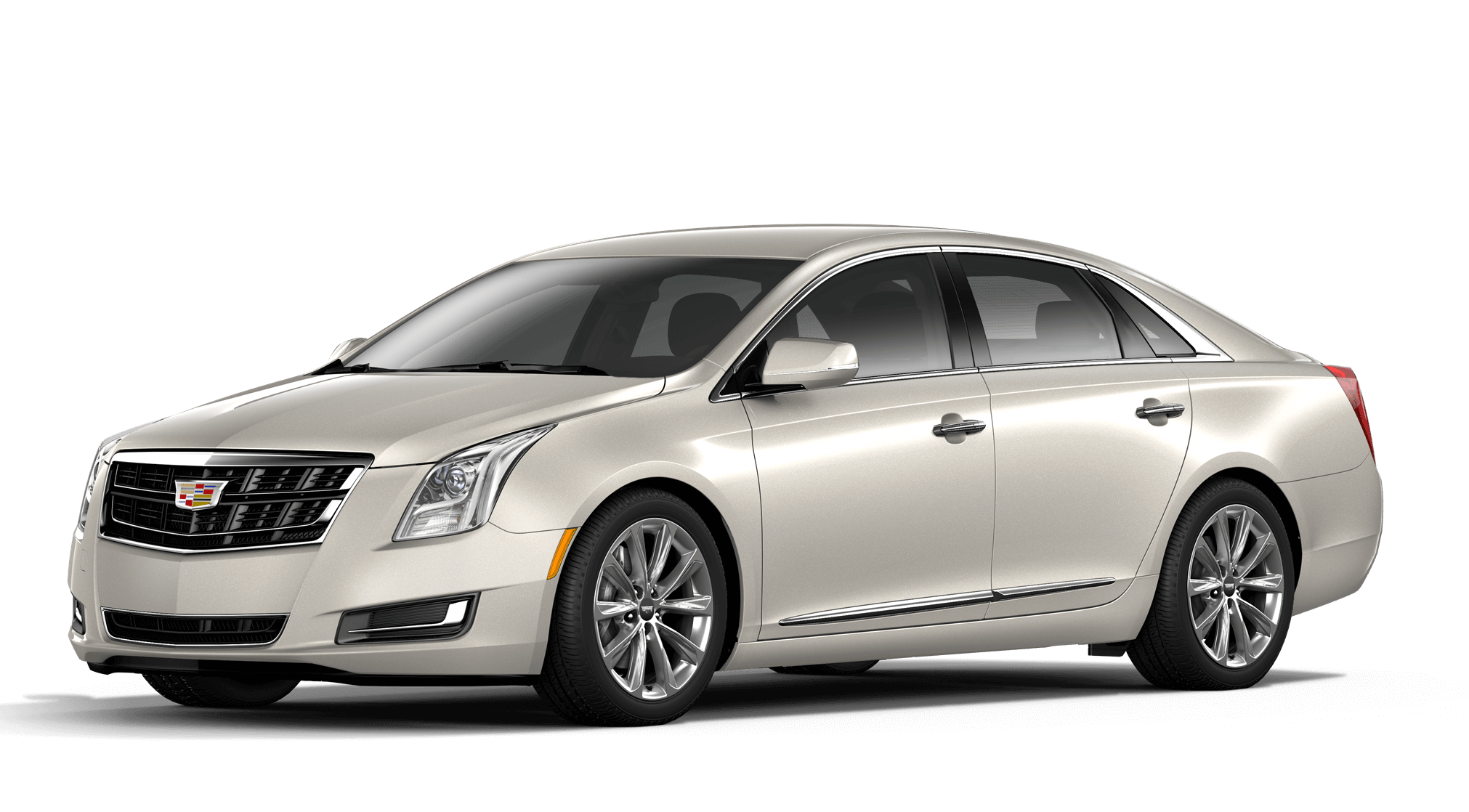 2016 Cadillac XTS Silver Coast Metallic