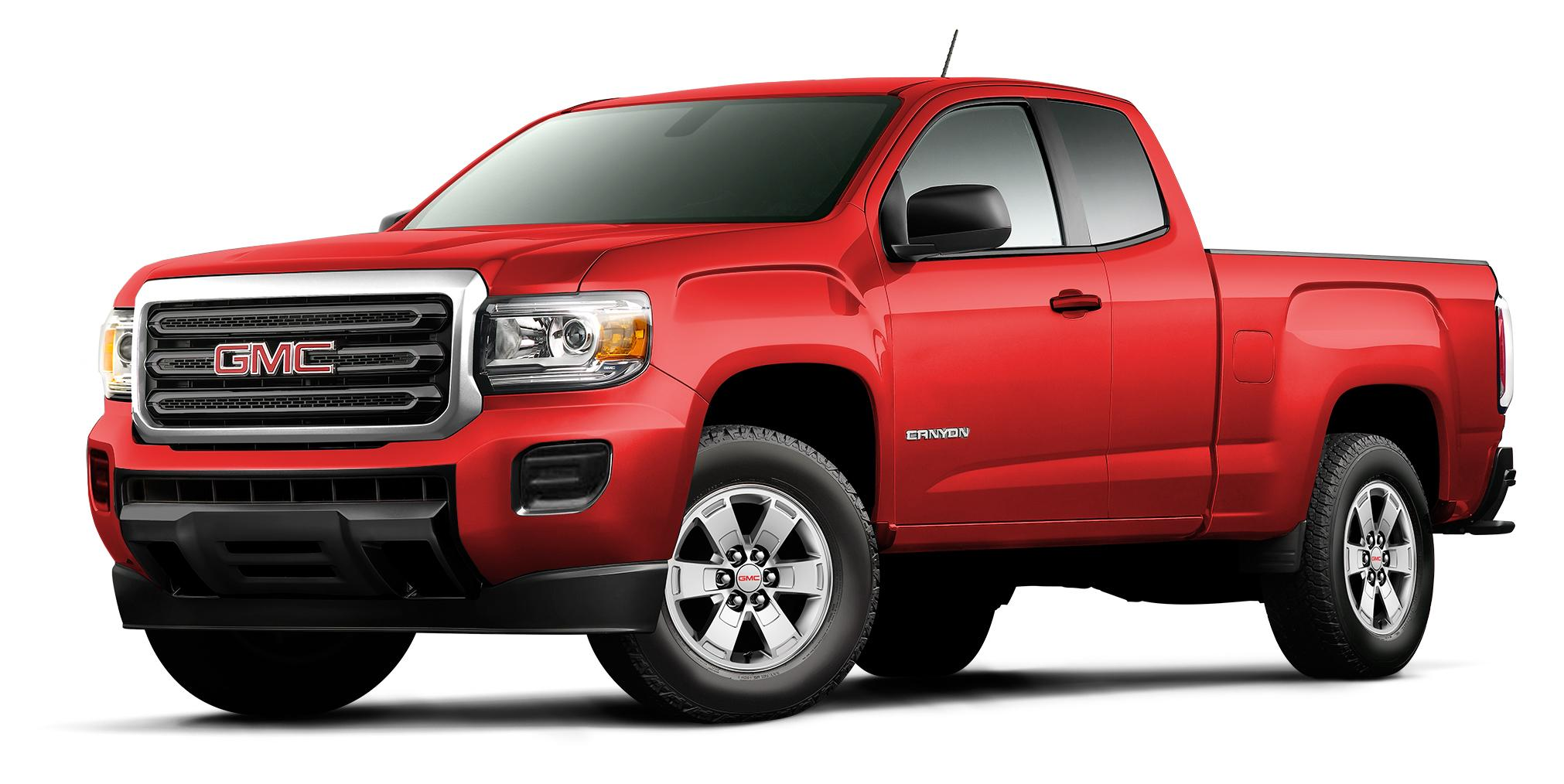 2017 GMC Canyon Cardinal Winnipeg