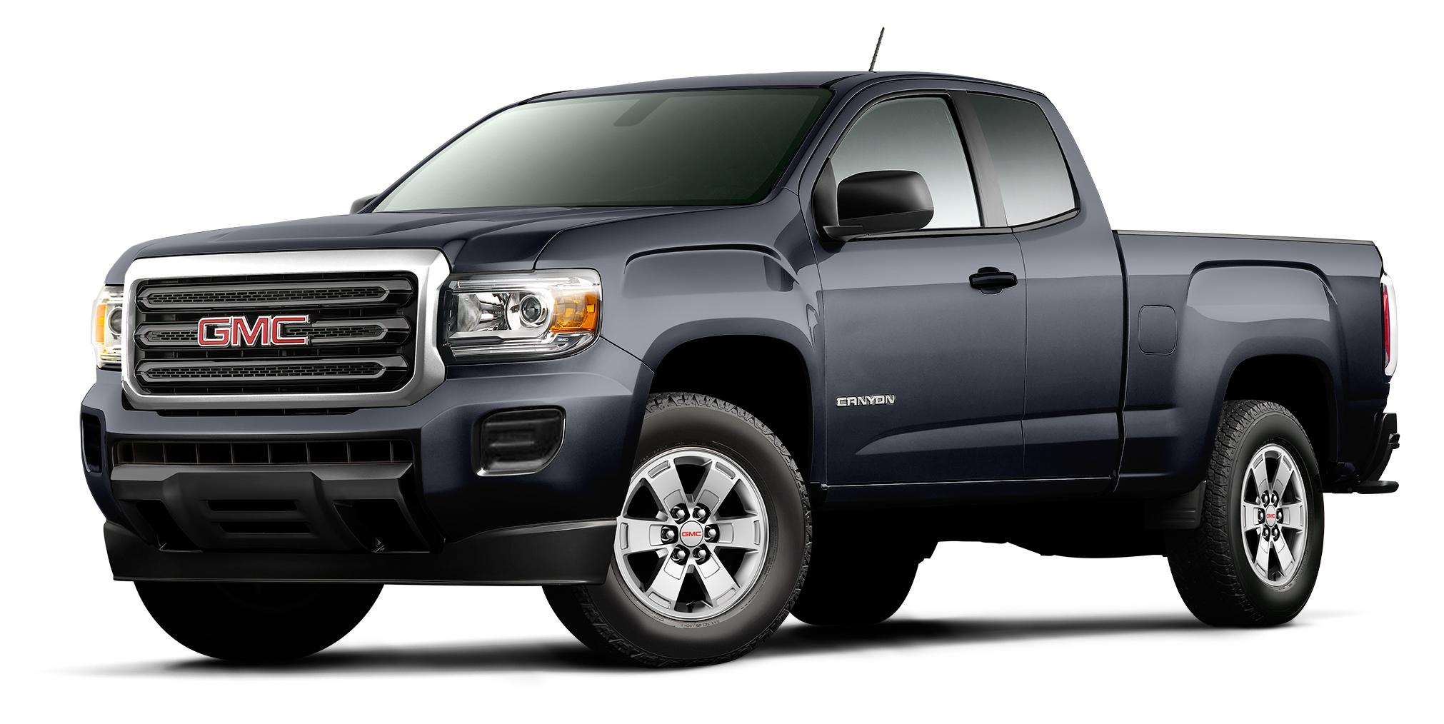 2017 GMC Canyon Cyber Grey Winnipeg