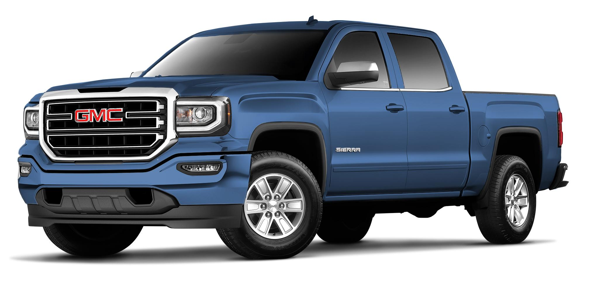 2017 GMC Sierra 1500 Blue Winnipeg