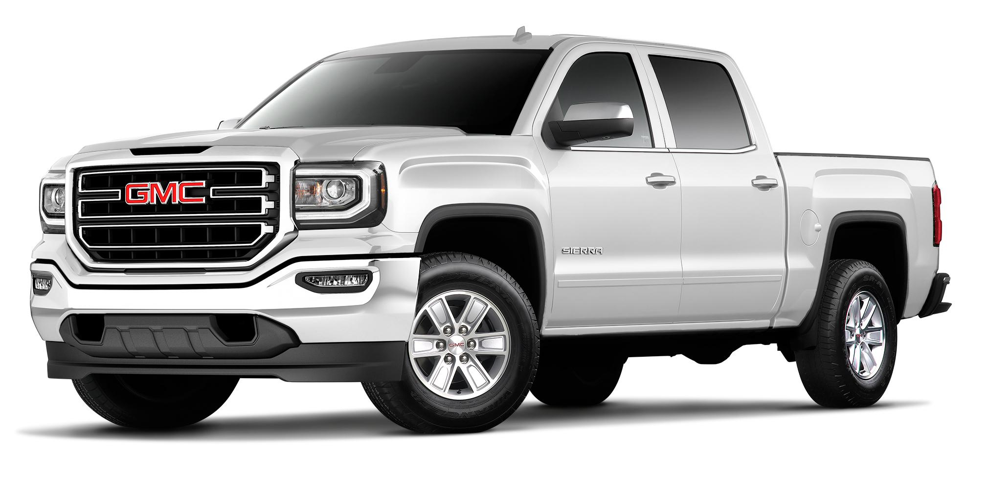 2017 GMC Sierra 1500 White Frost Winnipeg