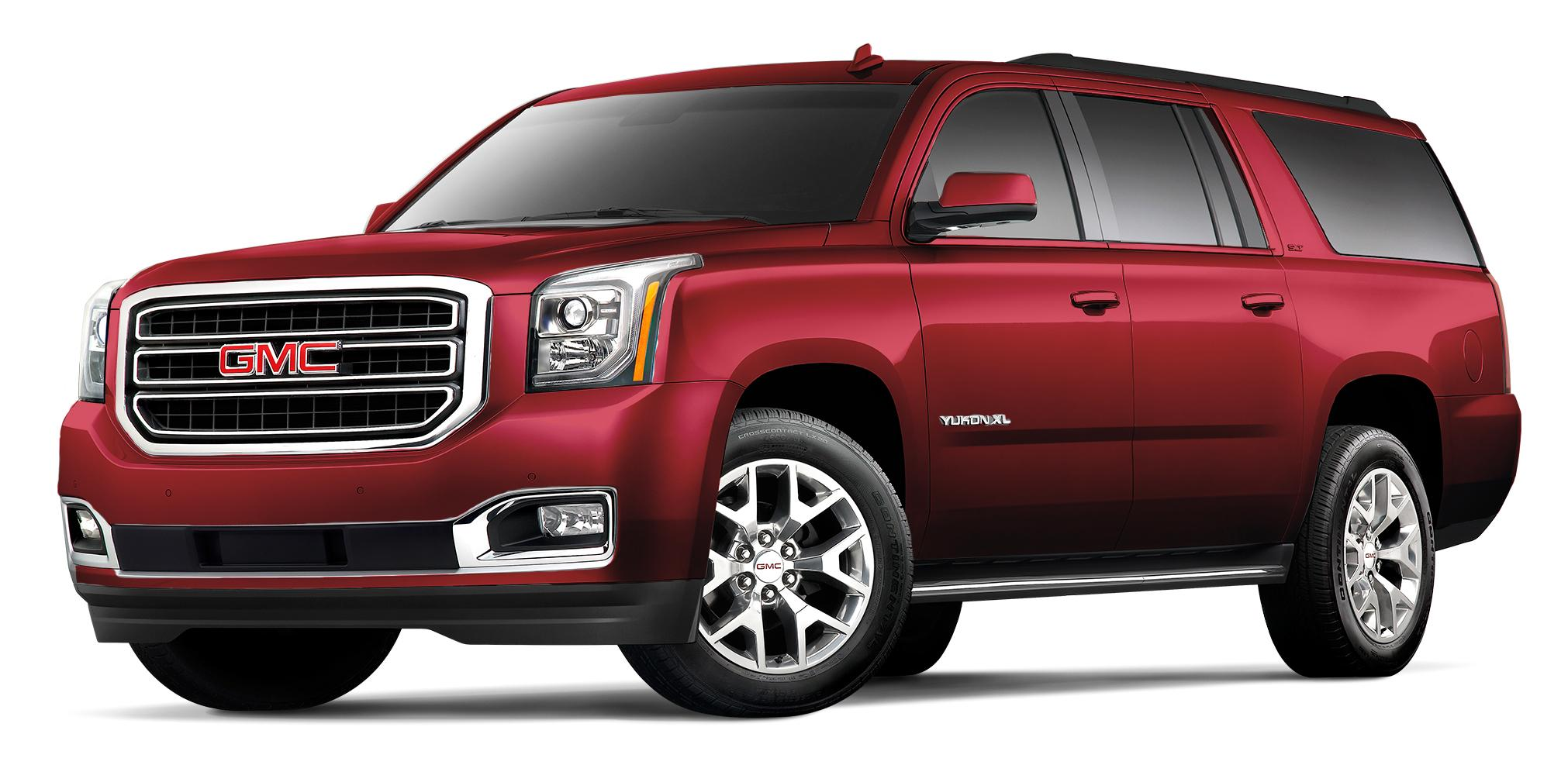 GMC Yukon XL Crimson
