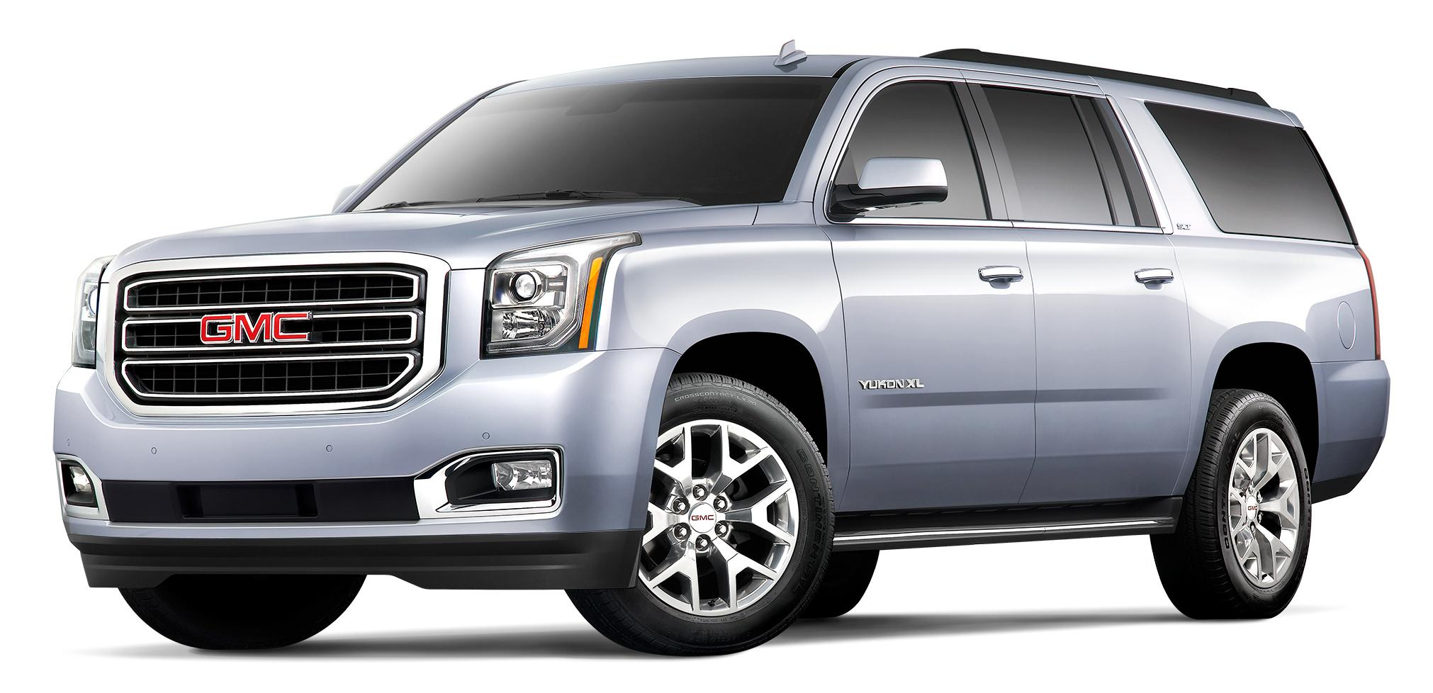GMC Yukon XL Grey