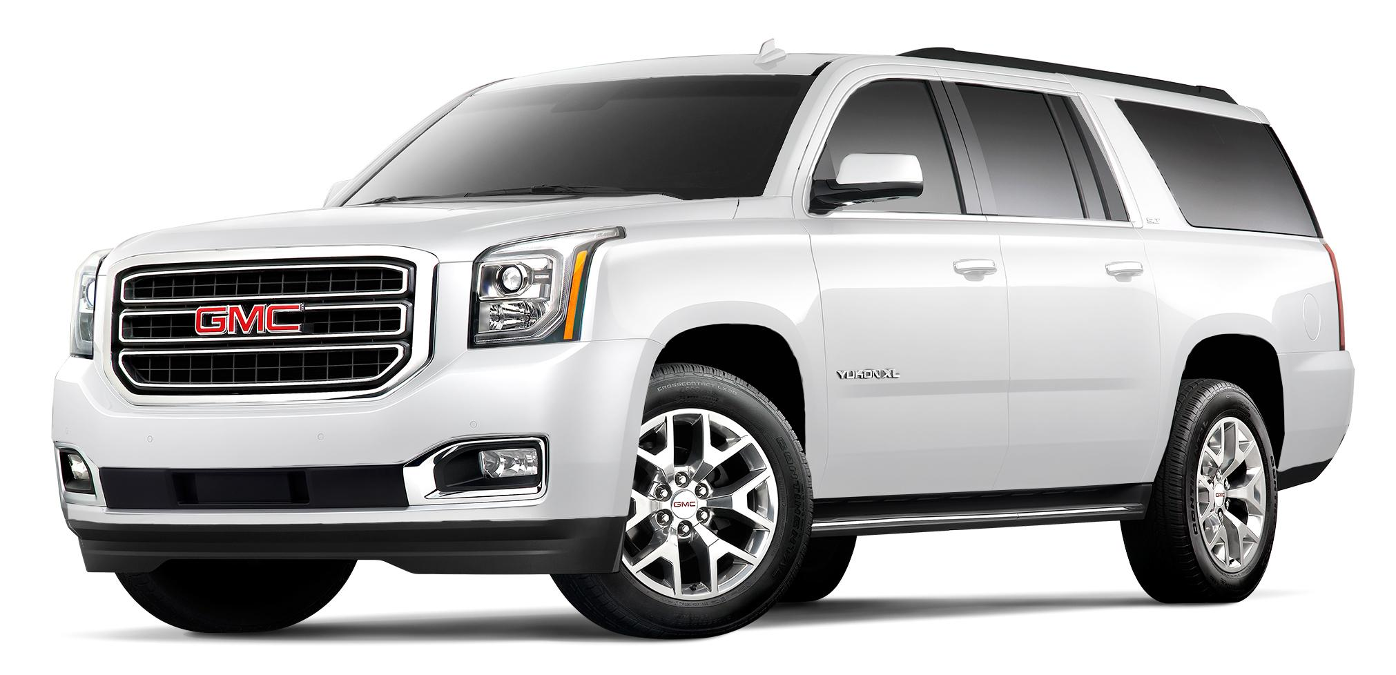 GMC Yukon XL Summitwhite