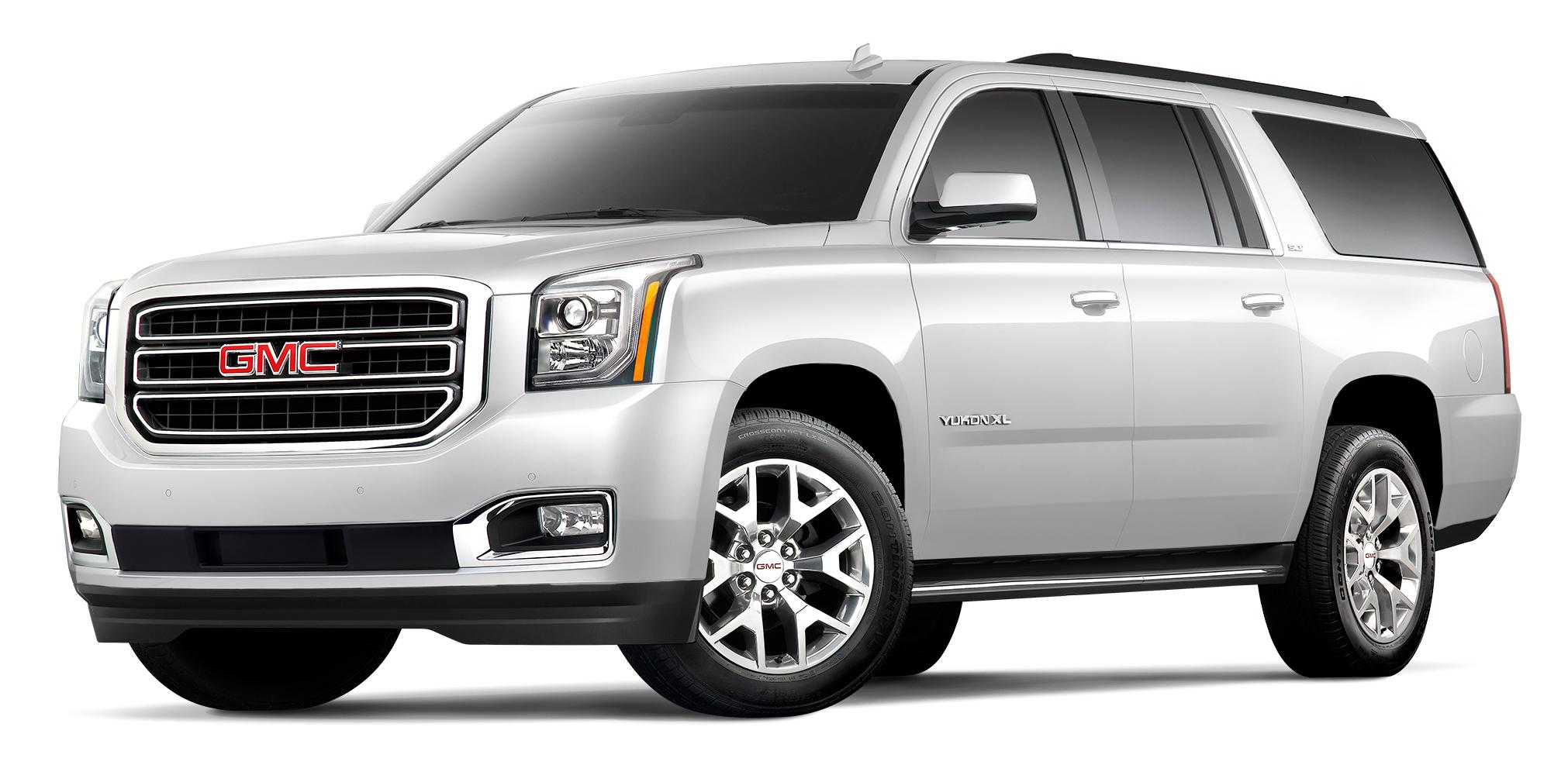 GMC Yukon XL Whitefrost