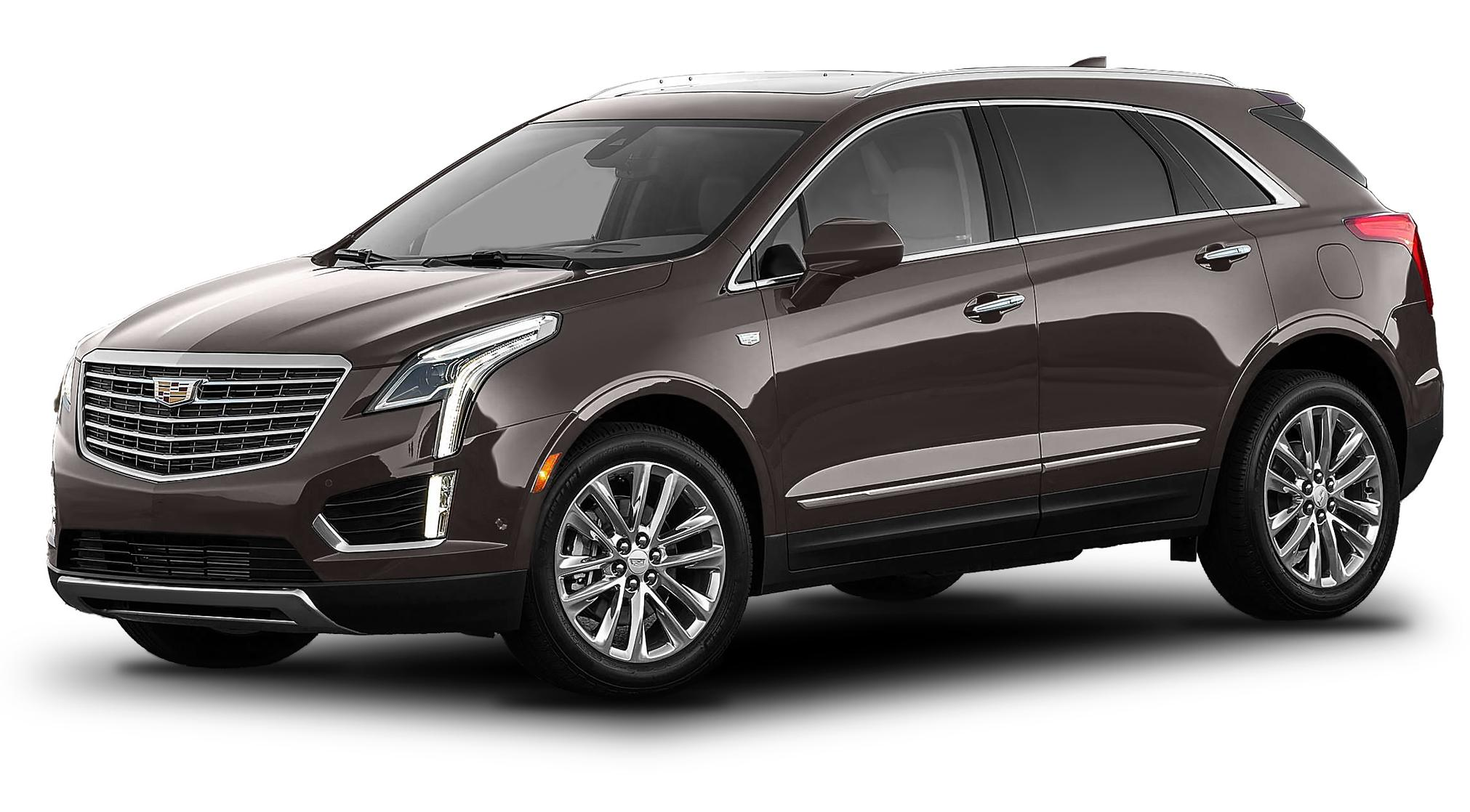 Cadillac XT5 Cocoa Bronze Metallic