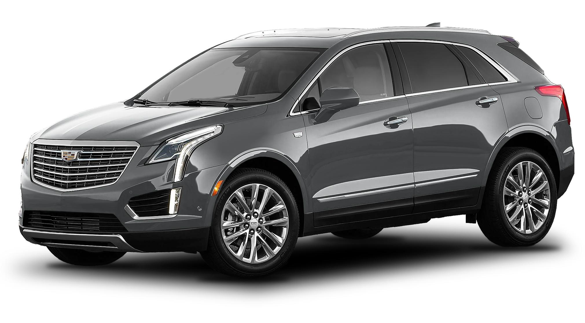 Cadillac XT5 Moonstone Metallic