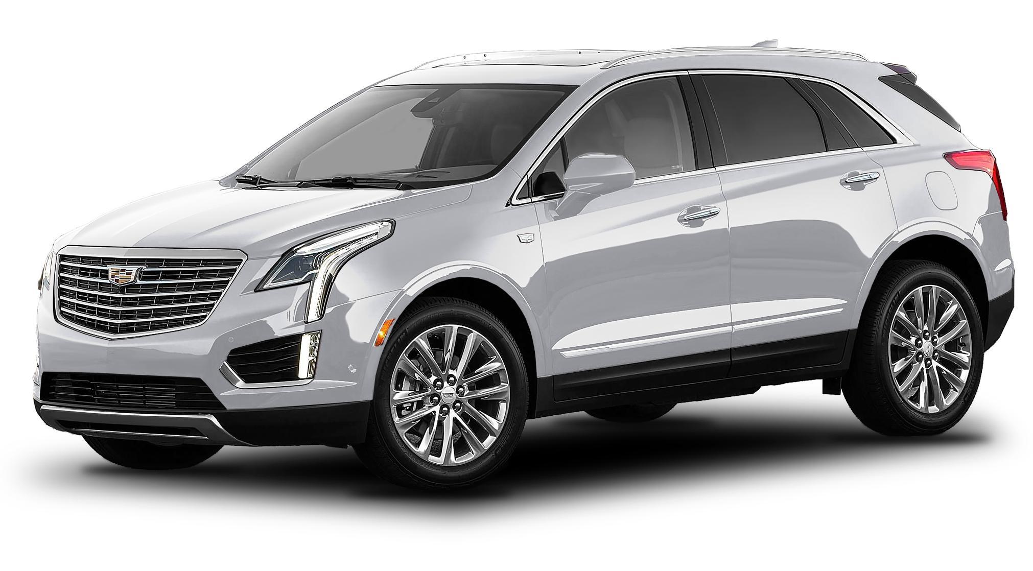 Cadillac XT5 Radiant Silver Metallic