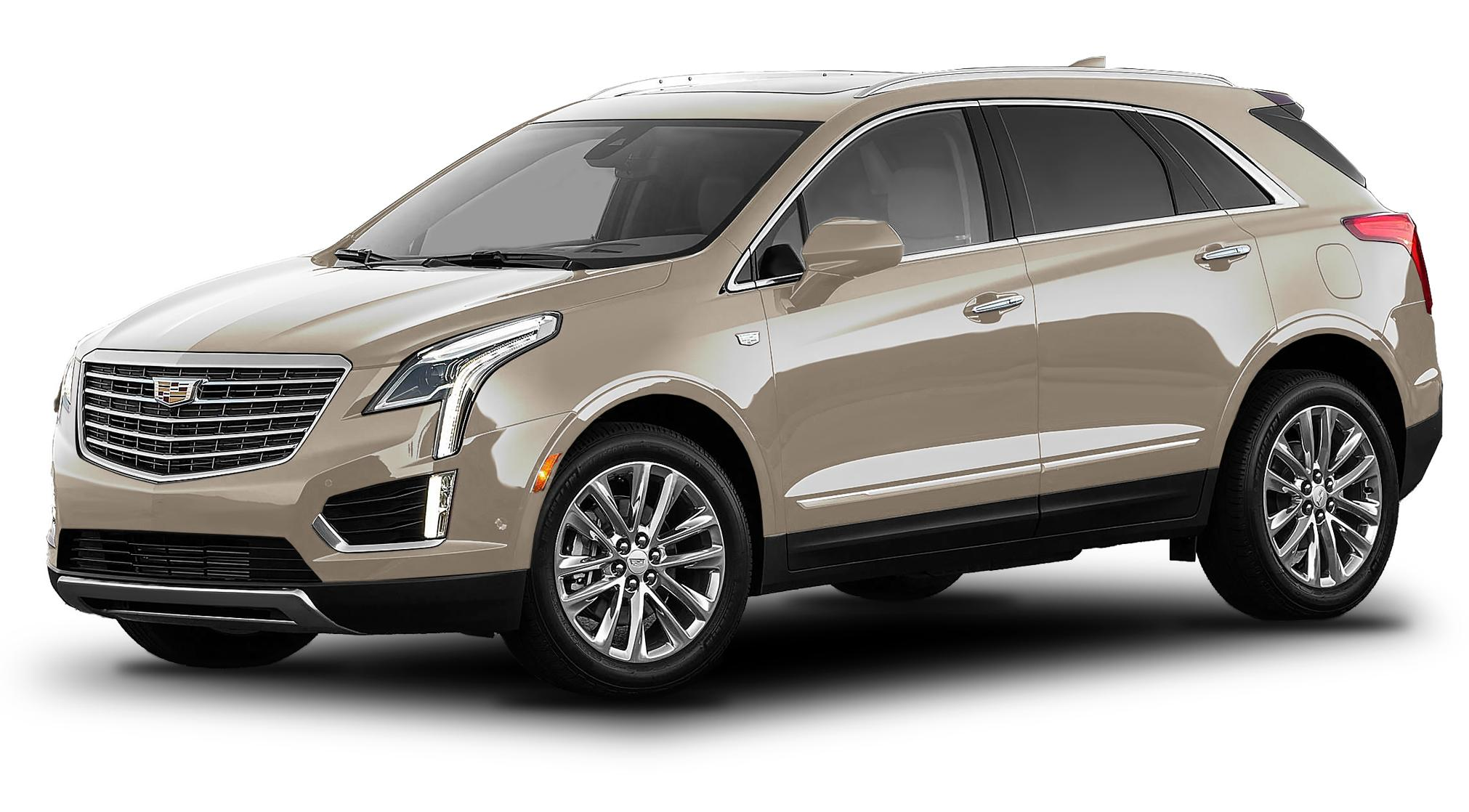 Cadillac XT5 Silver Coast Metallic