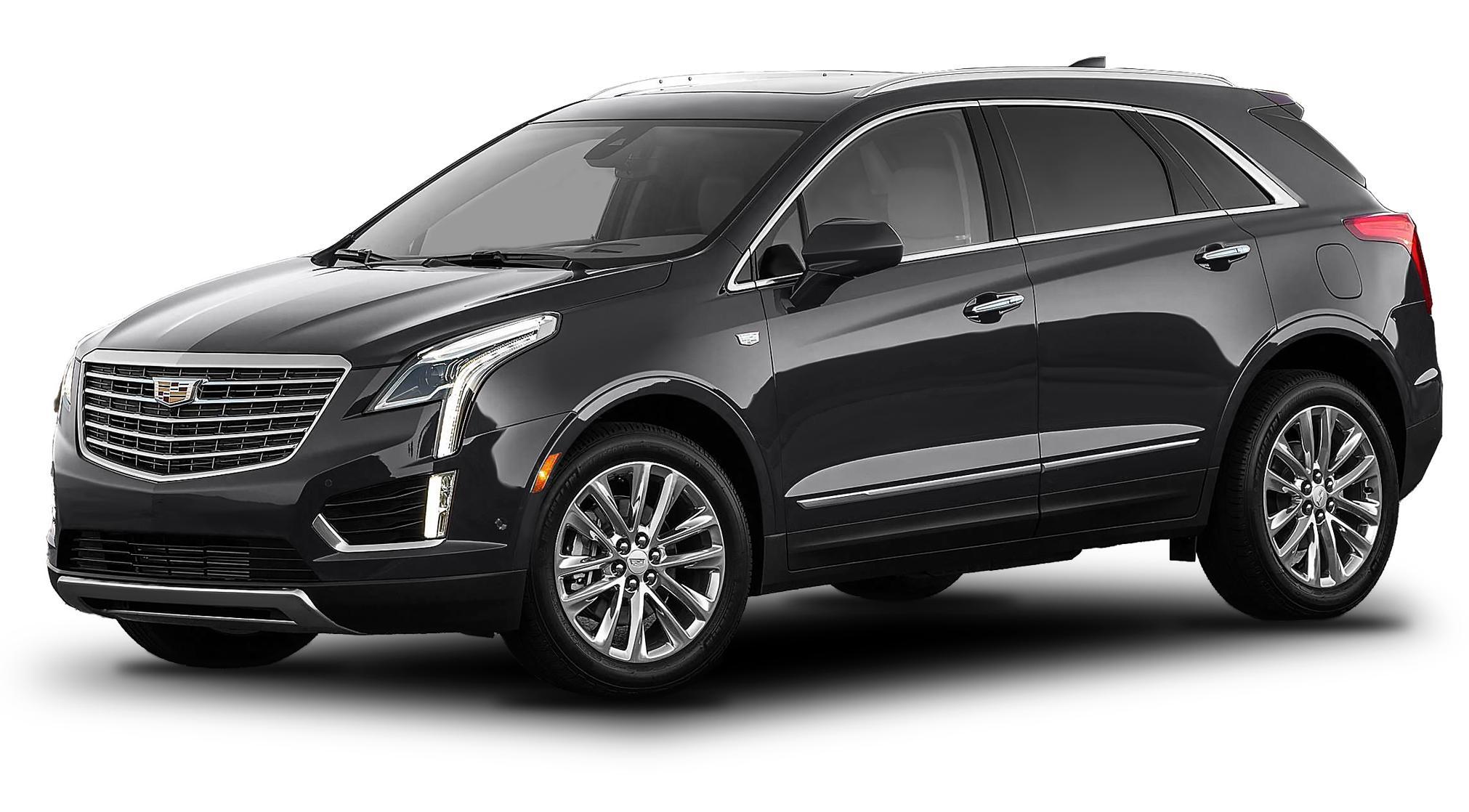 Cadillac XT5 Stellar Black Metallic