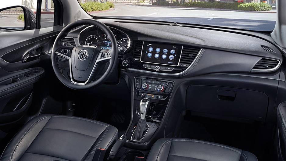 2017 Buick Encore Interior Winnipeg