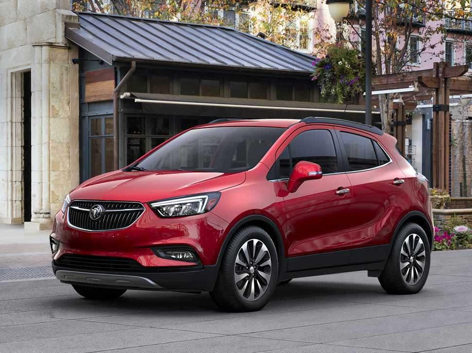 2017 Buick Encore Winnipeg
