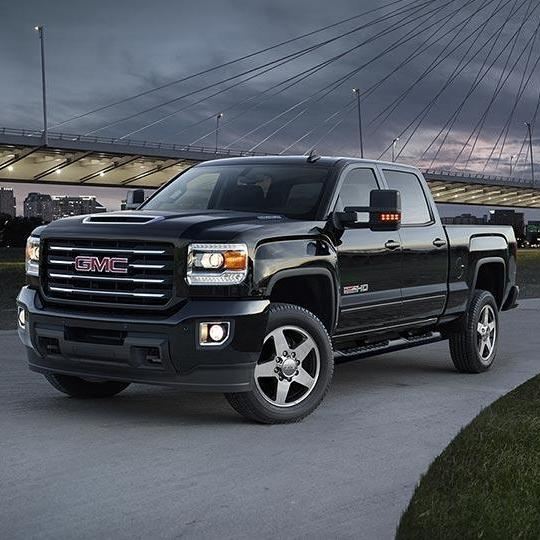2018 GMC Sierra HD Brochure