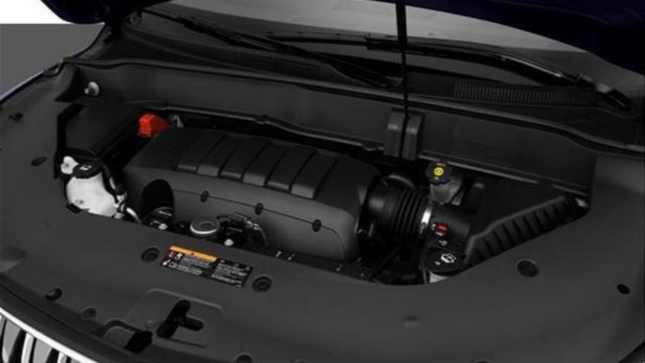 Blog Buick Enclave Engine